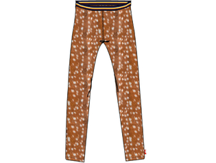 Legging Allover Bambi