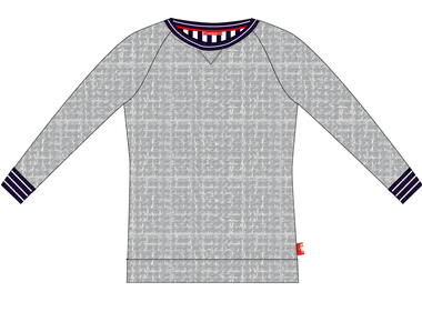 sweater grey Outlet