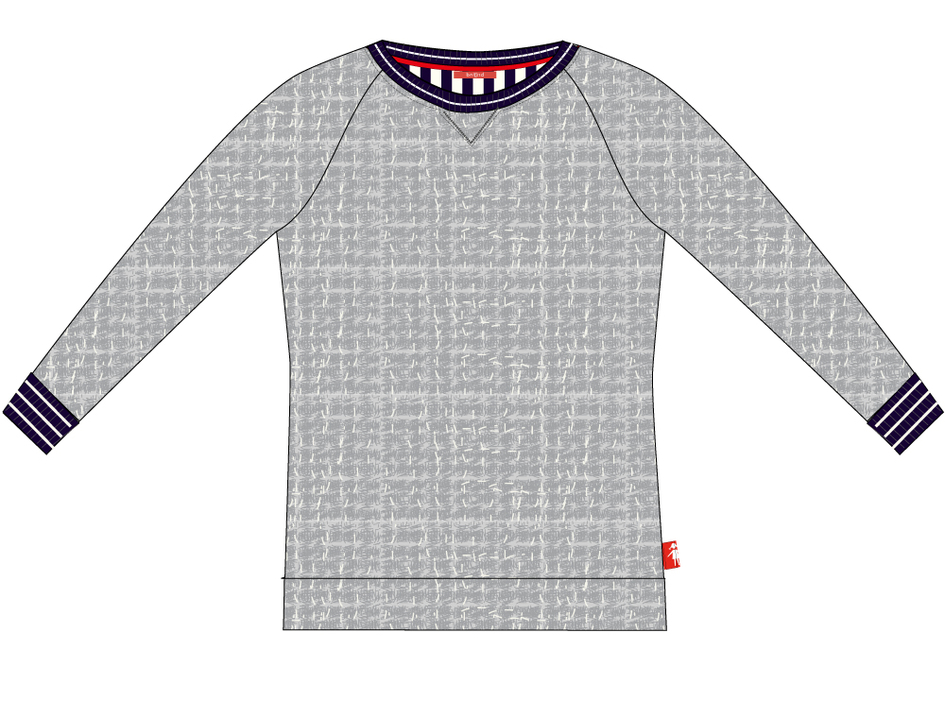 sweater grey Grey Melee